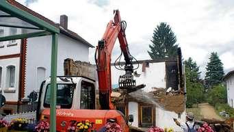 Fachwerkhaus In Heusenstamm War Nicht Zu Sanieren Und Wird