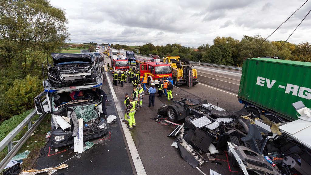 Nachrichten Hessen Unfall