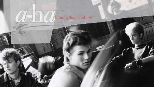 "Gewinnspiel: ""Hunting High And Low"" von a-ha"