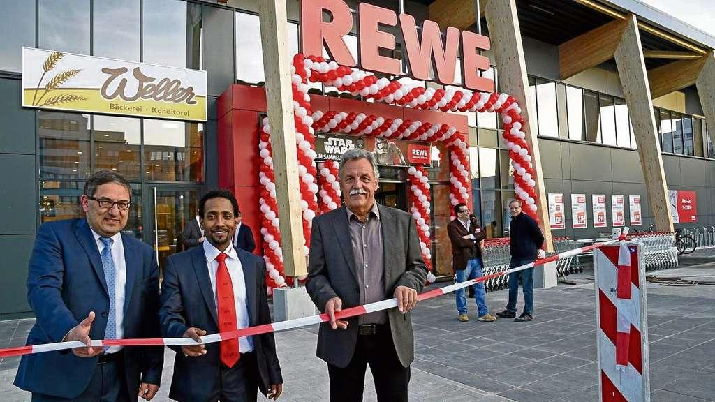 Neu isenburg umgestalteter supermarkt er ffnet als for Rewe obertshausen