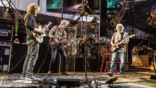 "Verlosung: Live-Show ""Fare Thee Well"" von Grateful Dead auf Blu-ray"