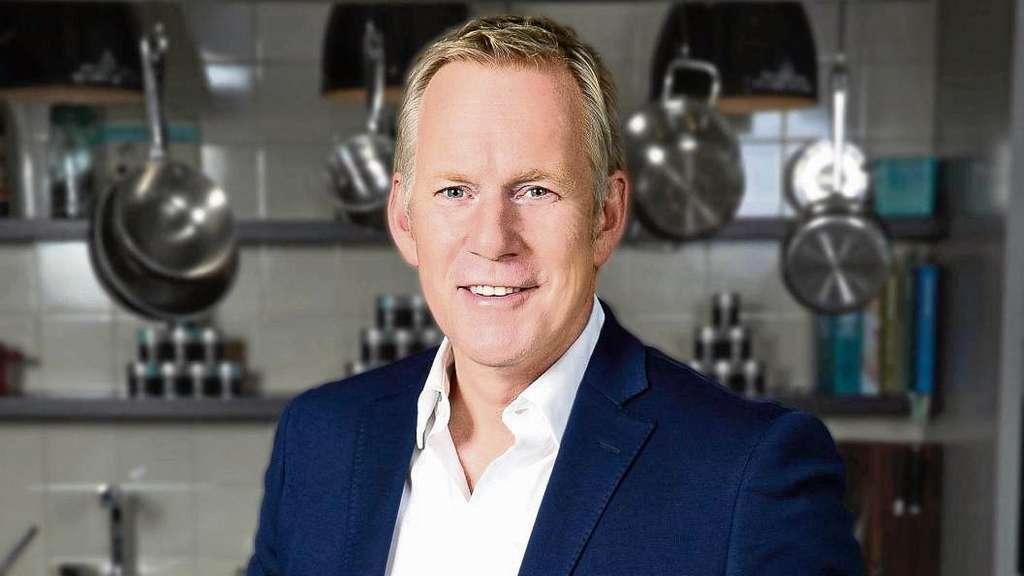 Johannes B. Kerner über seine Kochshow in Frankfurt: Die Fete fängt ...