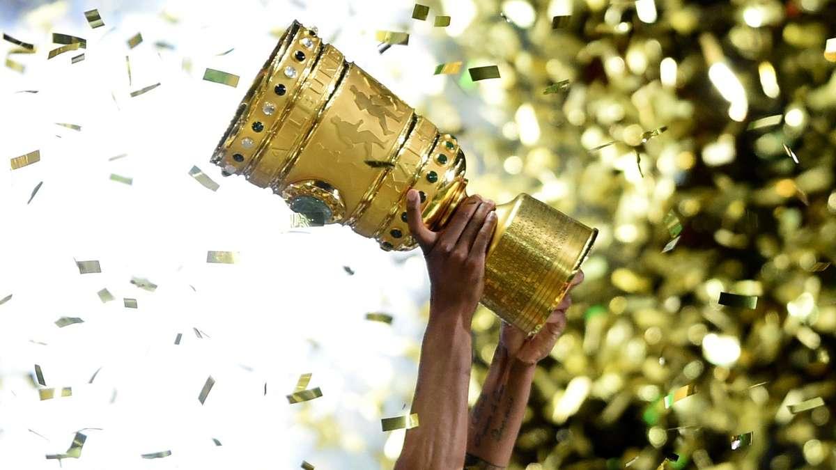 Dfb Pokal 20152016 Halbfinale Die Auslosung Im Live Ticker Fußball