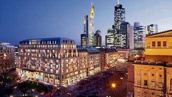 Funf Sterne Direkt Am Opernplatz Neues Luxushotel In Frankfurt
