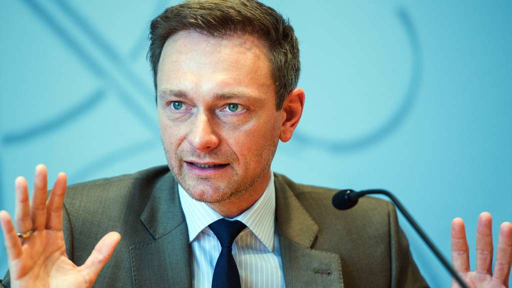 FDP-Chef Christian Lindner.