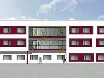 Sana klinikum in offenbach baut eine neue psychiatrie for Ui offenbach