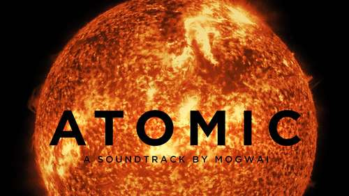 "Album ""Atomic"" der Band Mogwai in der Verlosung"
