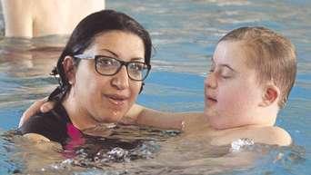 Hier erfahren Sie alles über unsere Leistungen und Beratungen für Menschen mit Behinderung.