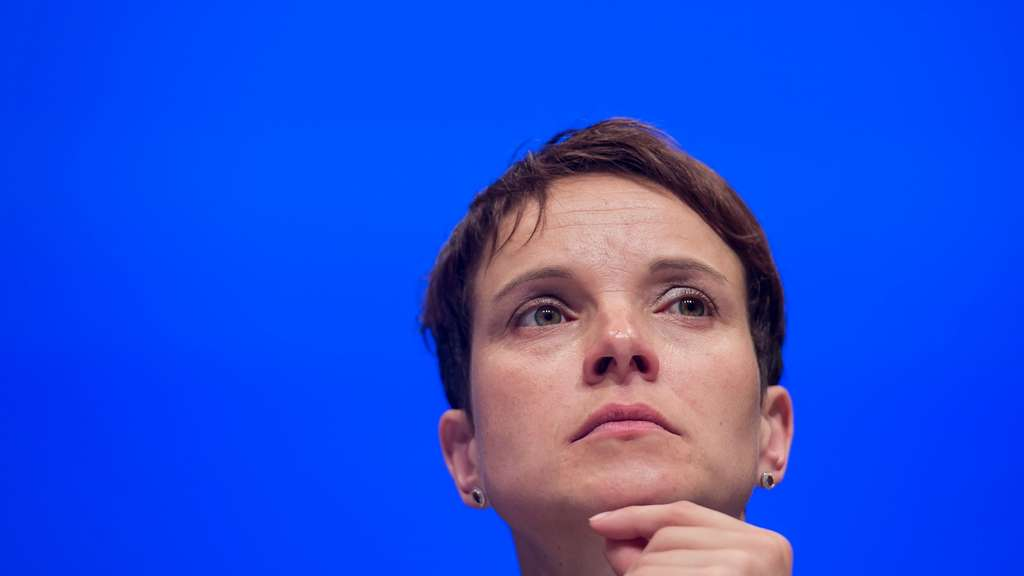Frauke-Petry-afd-dpa