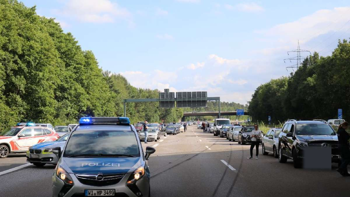 Unfall Neu-Isenburg Heute