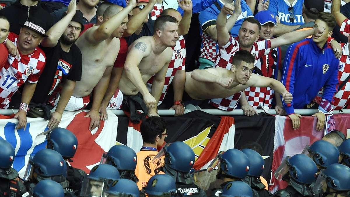 Kroatien Em Ausschluss