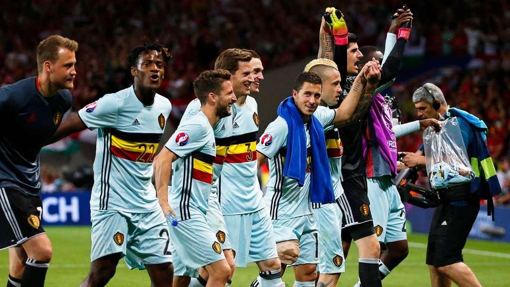 Belgien Ungarn Live