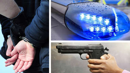 Polizei-Ticker: Messerstiche in Maintal, Einbrecher in Dietzenbach