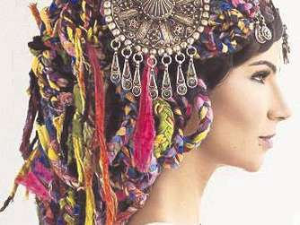 Marokkanische Sängerin
