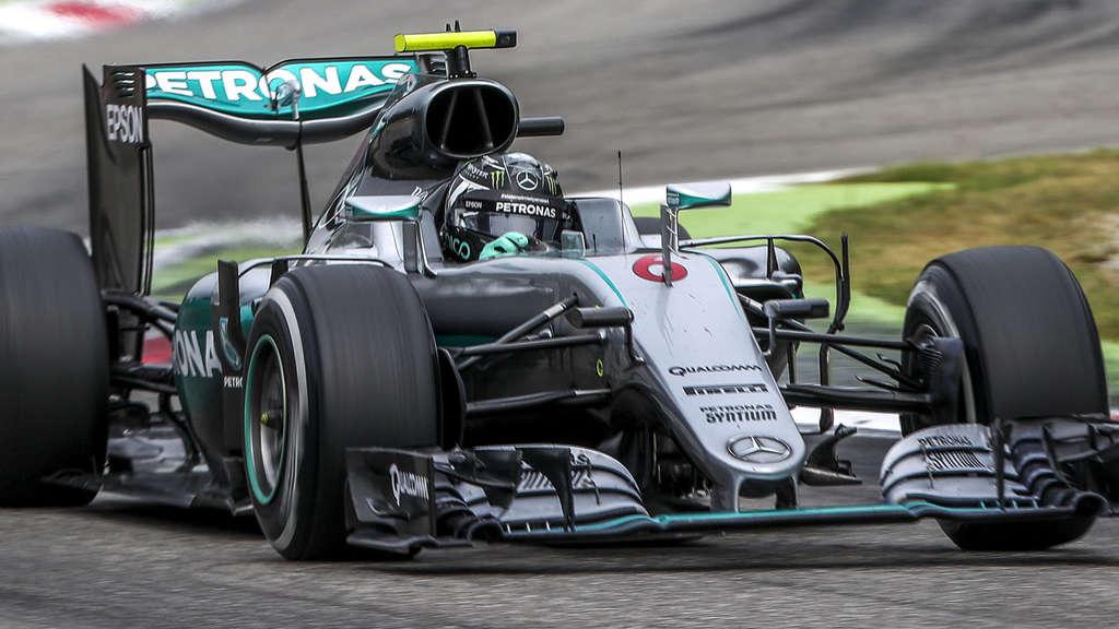 Freies Training Formel 1
