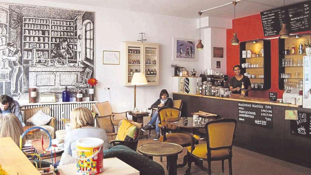 Caf Art In Hanau Grossauheim Hat Wohnzimmer Atmosphre
