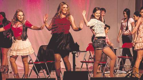 "Musical Factory präsentiert ""Footloose"""