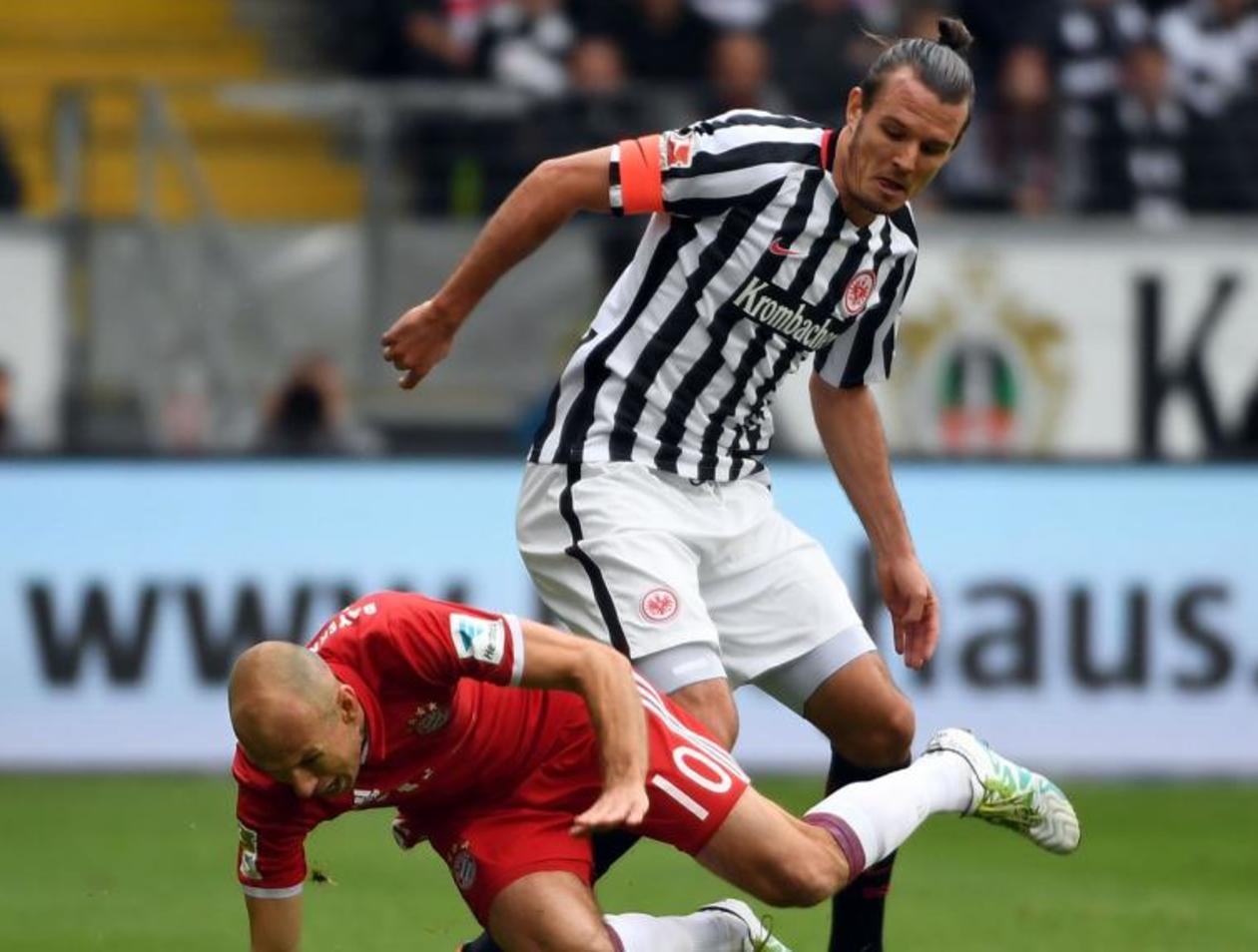 premium selection d35b7 23049 Eintracht Frankfurt: Alex Meier zurück im Training ...