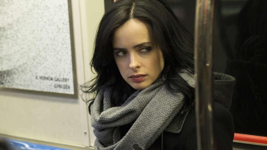 Netflix Marvel's Jessica Jones