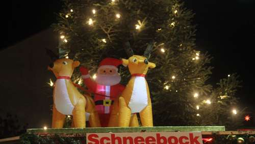 Bilder: Adventsmarkt in Jügesheim