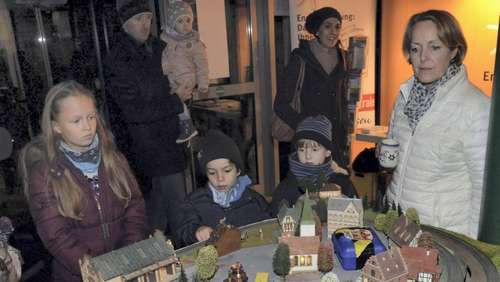 Kuscheliger Adventsmarkt in Jügesheim