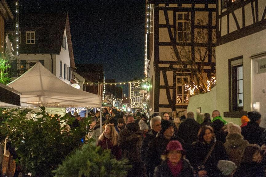 Dreieichenhain Weihnachtsmarkt