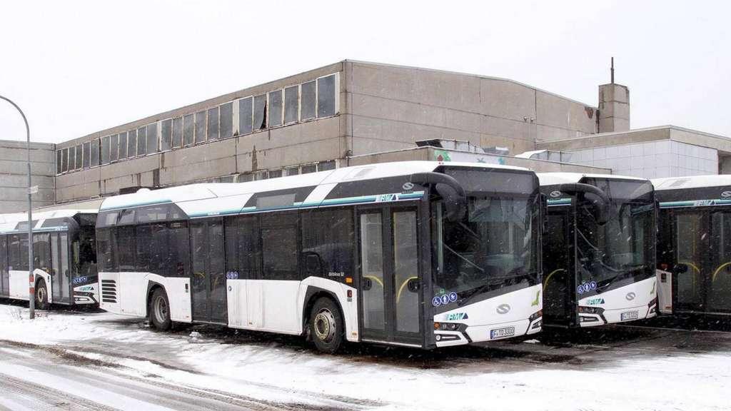 Busunternehmen transdev muss neue betriebsstelle f r for Depot offenbach