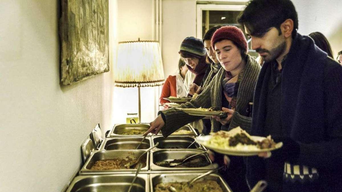Münster Erst leckeres Essen aus Persien, dann Iran