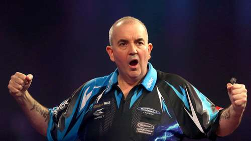 Darts-Legende Phil Taylor kündigt Karriereende an