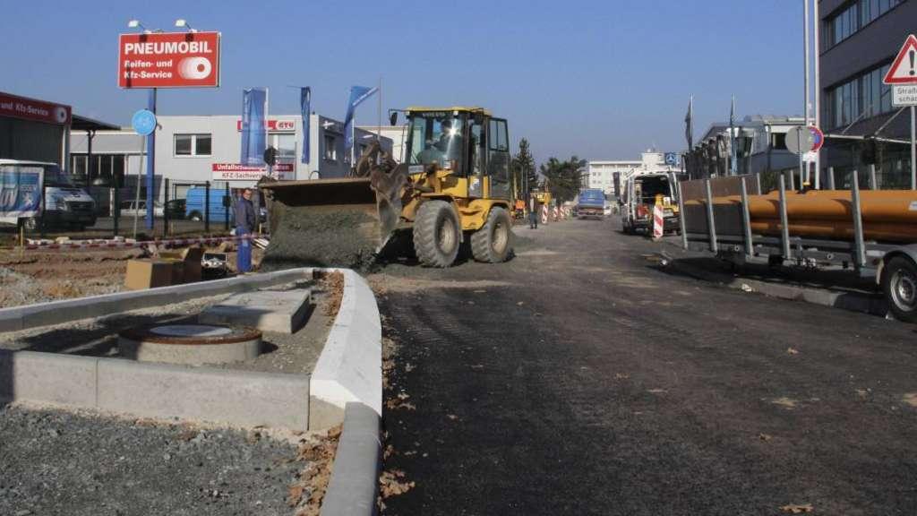 Baustelle in Dietzenbach zerrt an Substanz der Anwohner: Arbeiten ...