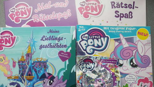 """My Little Pony-Magazine"" in der Verlosung"