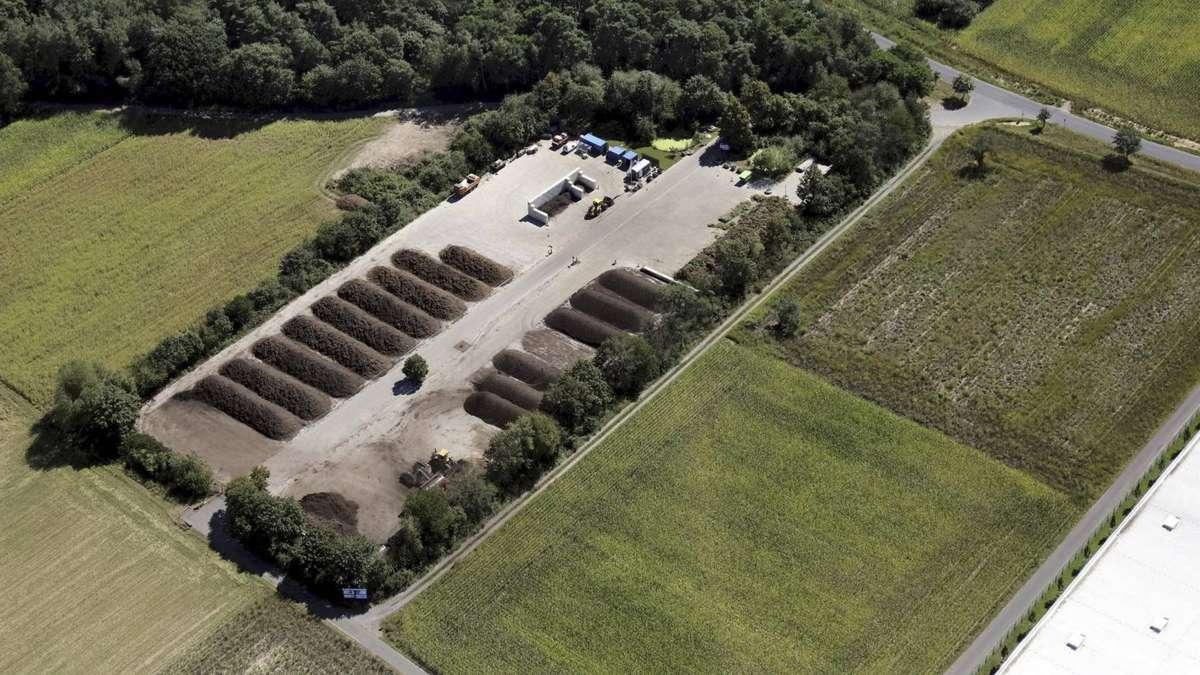 Kompostplatz in rodgau neue verkehrsf hrung irritiert for Lumens boulevard