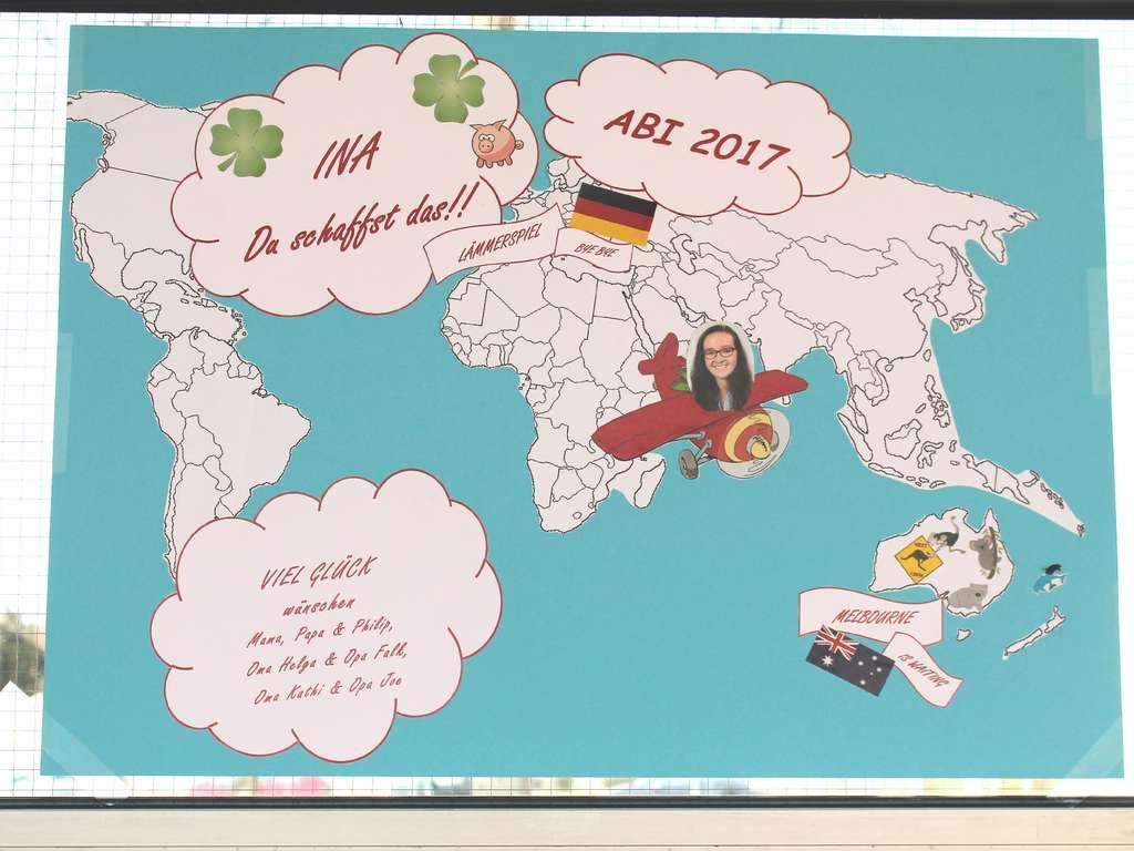 Die Schönsten Abi Plakate In Unserer Region Bilder Abitur