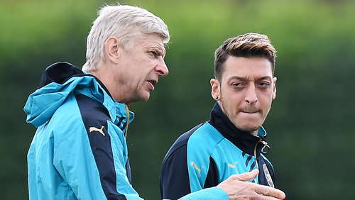 Arsenal-Trainer Wenger: Özil will in London bleiben