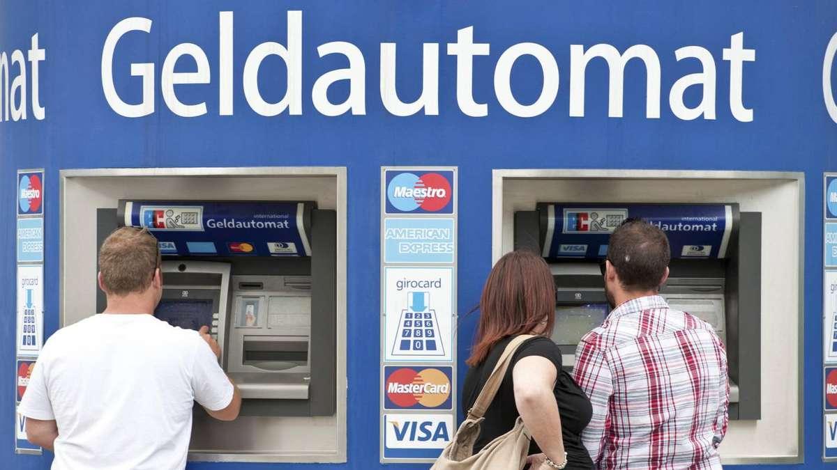 In Der Region Offenbachhanau Kassieren Banken Nicht Fürs