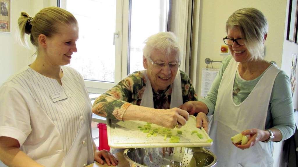 kochen mit demenzkranken