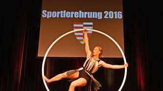 Sportlerehrung in Neu-Isenburg: Bilder
