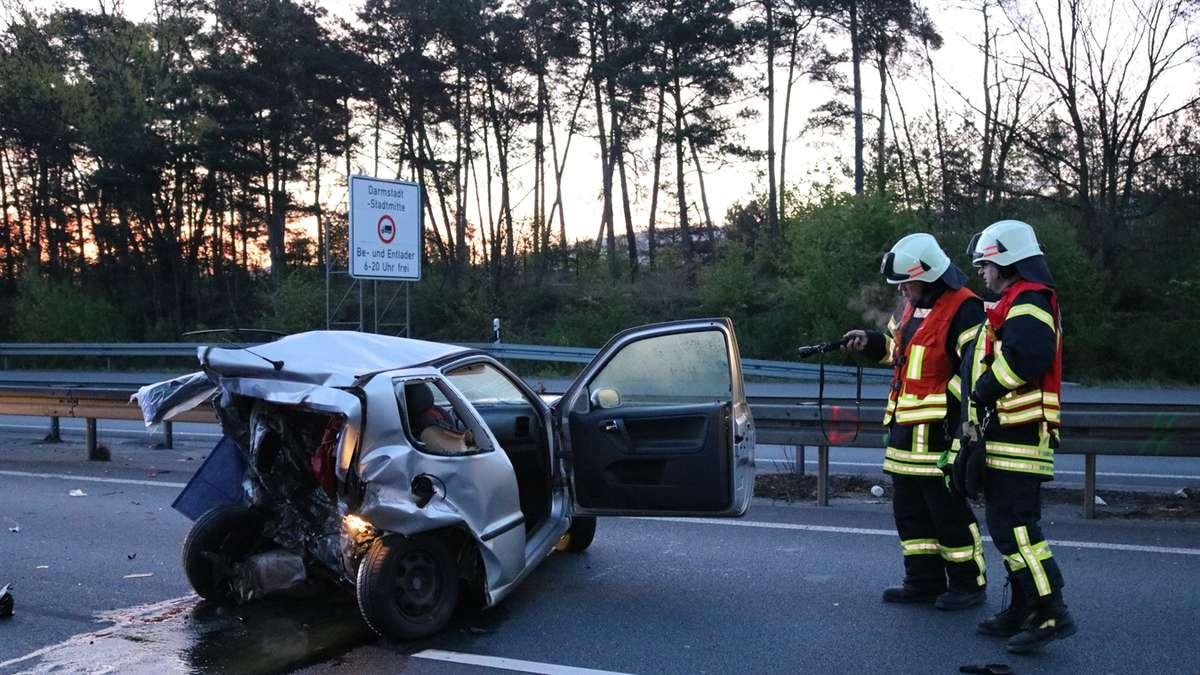 Unfall Pfungstadt