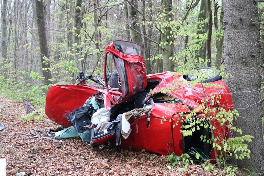 Unfall Odenwald
