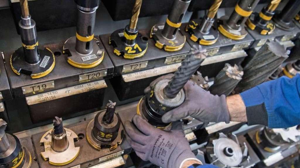 Maschinenbau w chst um ein prozent wirtschaft for Maschinenbau offenbach