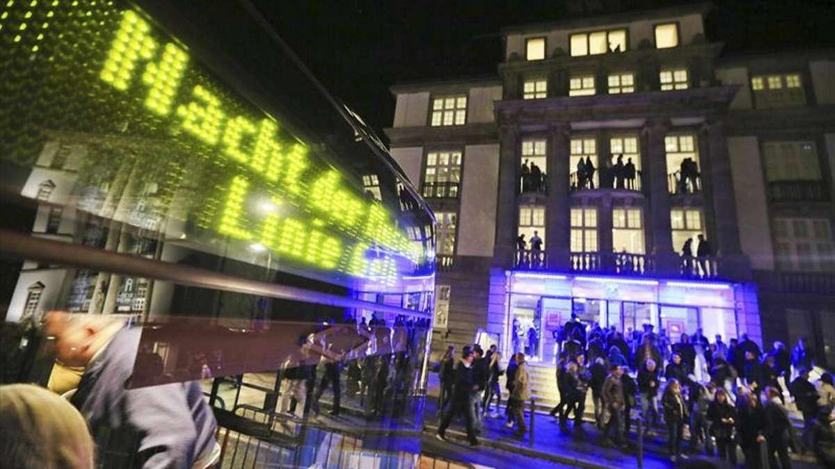 Nacht der museen in offenbach und frankfurt offenbach for Offenbach kunst