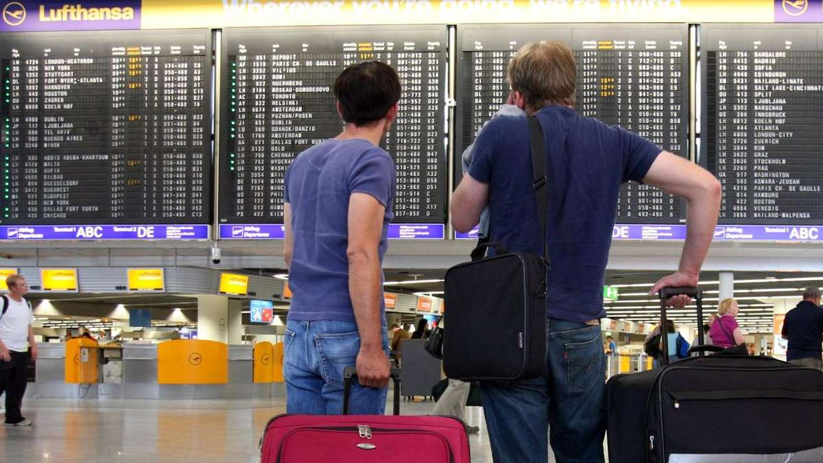 Flughafen Frankfurt Abflug Heute