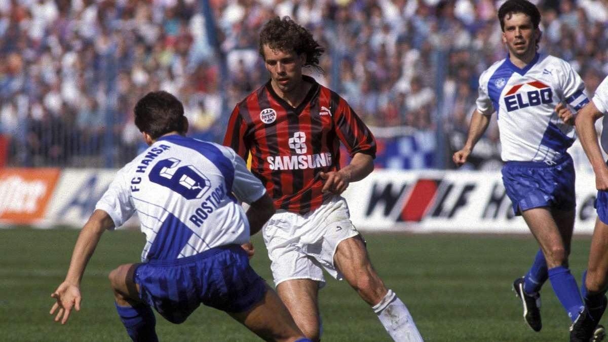 Eintracht Frankfurt 1992