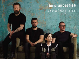 "Cover des neuen Albums ""Something Else"" von ""The Cranberries""."