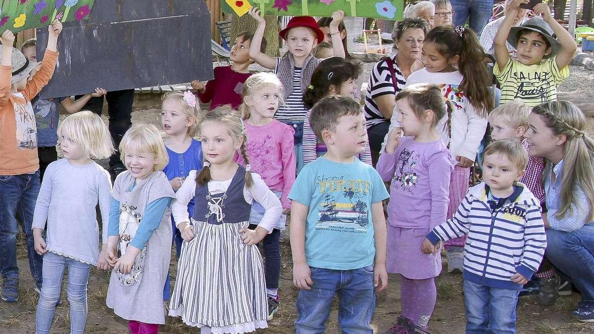 Evangelische Kita am Kiefernhain in Hainstadt feiert 50-jähriges ...