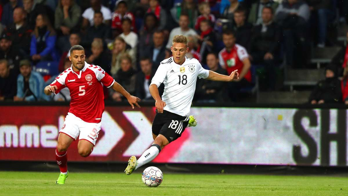 Fussball Dänemark Deutschland