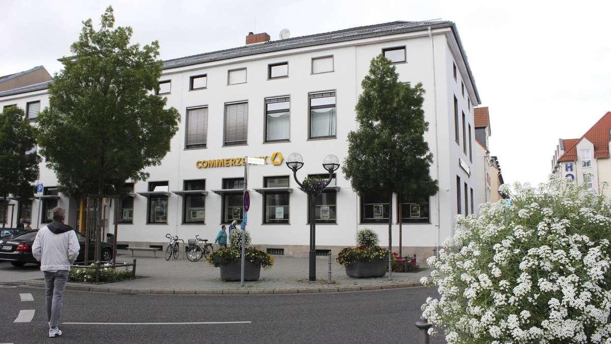 Hanau Commerzbank