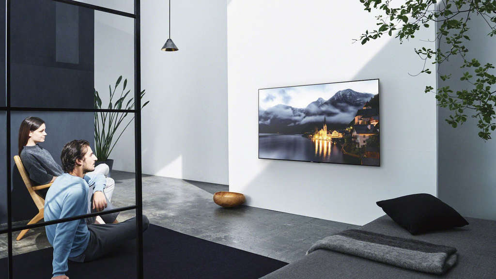 65 zoll fernseher im test digital. Black Bedroom Furniture Sets. Home Design Ideas