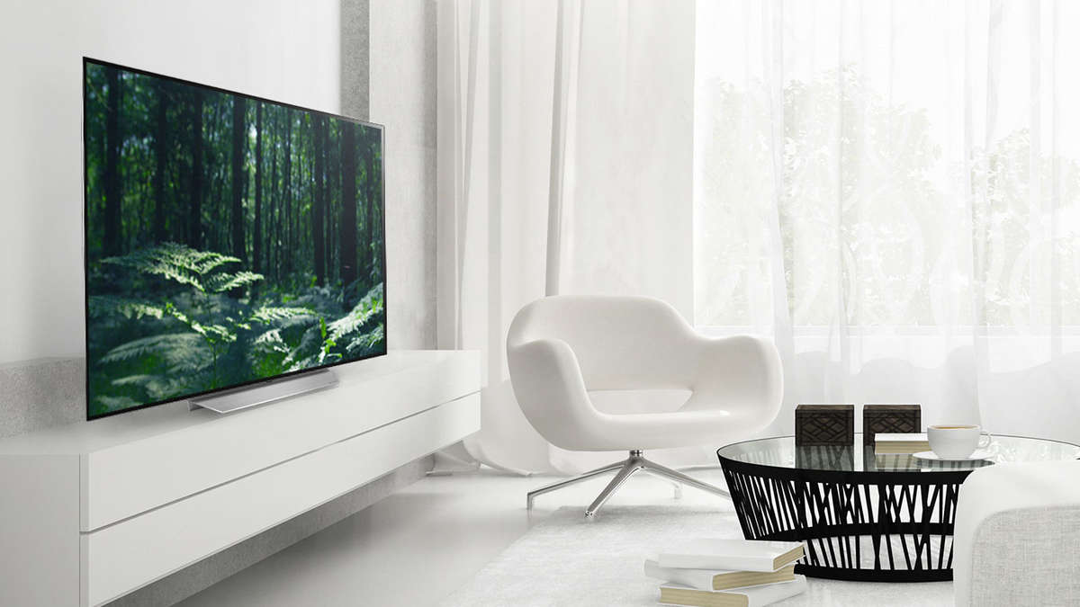 g nstige oled fernseher im test geld. Black Bedroom Furniture Sets. Home Design Ideas