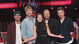 """The Voice of Germany"" 2017: Das ist die Jury von Staffel 7"